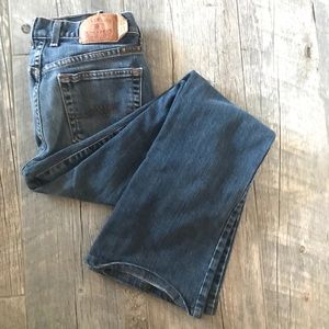 Lucky sweet 'N Low x-long jeans size 0